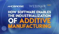 How Software Enables the Industrialization of Additive Manufacturing