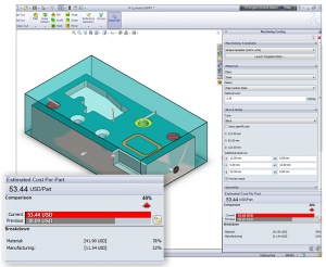 Automating Manufacturing Cost Estimation